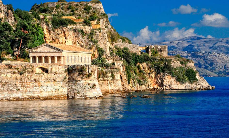 Istorie Corfu