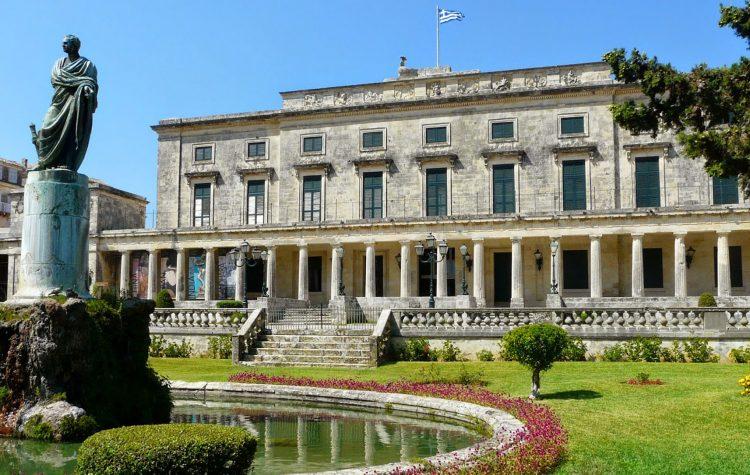 Muzee Corfu