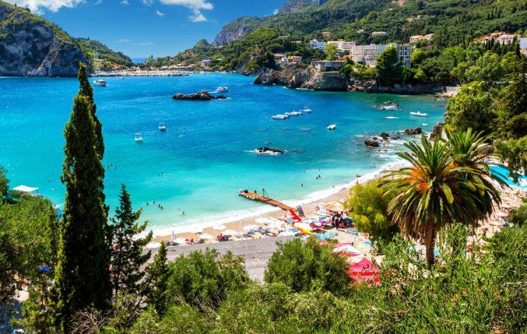 Plaje Corfu