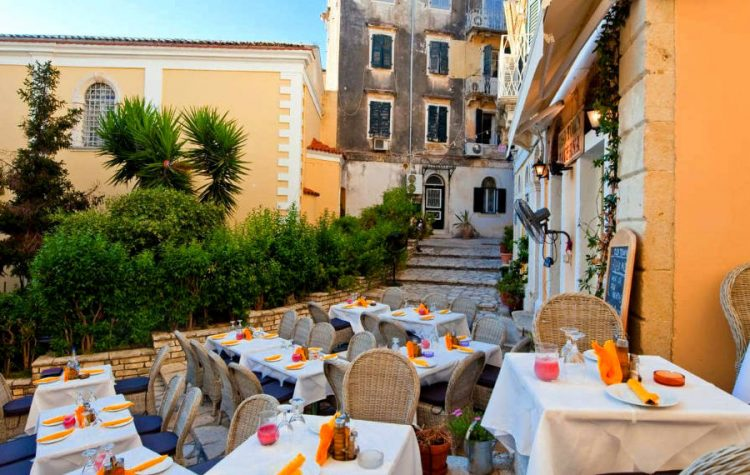 Restaurante Corfu